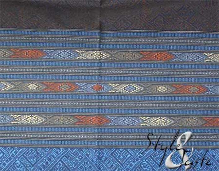 kissenh lle jamal blau 80x50 hrst zucchi ke bello. Black Bedroom Furniture Sets. Home Design Ideas